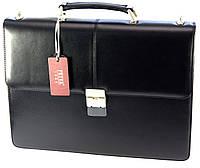 Кожаный портфель Petek 837, фото 1
