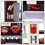 Детская кухня 922 102 Talented Chef, вода, звук, свет, 58 предметов, фото 2