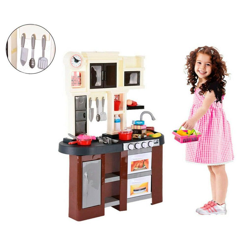 Детская кухня 922 102 Talented Chef, вода, звук, свет, 58 предметов