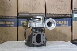 Турбокомпресор K16 - Mercedes Atego 4.3
