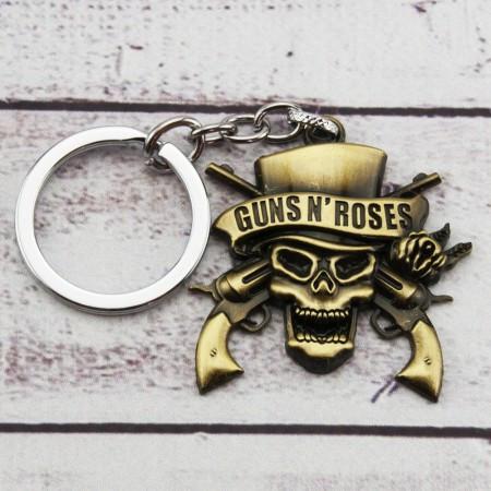Брелок для ключей ФСА 6003 Guns N' Roses