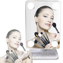 Зеркало с подсветкой для макияжа Cosmetie mirror 360