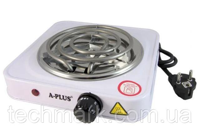 Плита настольная электрическая A-PLUS 2101 на 1 конфорку