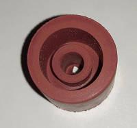 Пробка резиновая №2 32 мм х 30 мм, фото 1