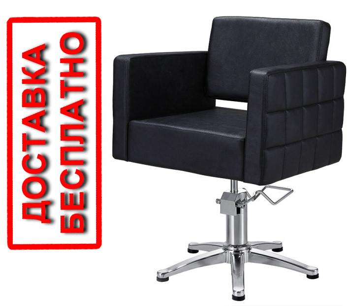 Кресло парикмахерское на гидравлике для салона красоты DioniVM комплектующие Польша