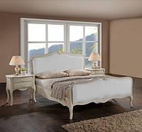 """Кровать 1,6 """"Богемия"""" (античный белый), фото 1"""