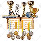 Медальница под вышивку бисером или крестиком Медальница 110, фото 2