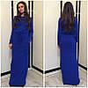 Ангоровое макси платье (разные цвета), фото 2