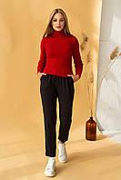 Жіночі чорні штани, фото 1