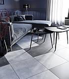 40х40 Керамическая плитка пол Lofty Лофти айвори белый, фото 2