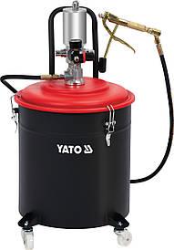 Пневматическое смазочное устройство 30 л YATO YT-07068