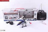 Радиоуправляемый вертолет 333 с гироскопом,аккум.кор.31*7