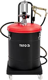 Пневматическое смазочное устройство 45 л YATO YT-07069
