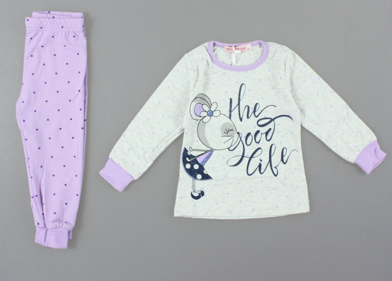 {есть:1 год,2 года} Пижама для девочек Setty Koop, Артикул: PJM017 [1 год]