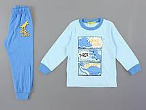 {есть:3 года 98 СМ,4 года 104 СМ} Пижама для мальчиков Setty Koop, Артикул: PJM096-голубой [3 года 98 СМ]