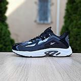 Чоловічі кросівки в стилі Reebok DMX сірі, фото 9