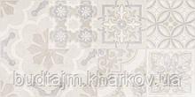 30х60 Керамическая плитка стена Doha Patchwork Доха бежевый пэчворк №1