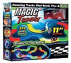 Детский светящийся гибкий трек Magic Tracks 220 деталей | Детский гоночный трек, фото 2