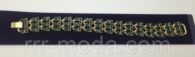 Красивые позолоченные браслеты на любой вкус.