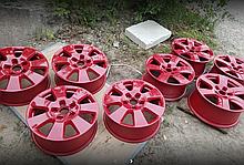 Покраска дисков R22