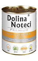 Dolina Noteci Premium 800г консерва для собак с уткой и тыквой