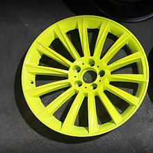 Покраска дисков R15