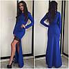 Платье со шлейфом (разные цвета), фото 8
