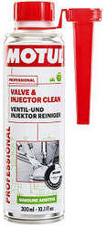 MOTUL VALVE AND CLEAN INJECTOR