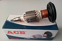 Якорь (ротор) для отбойного молотока Bosch 11E ( 208*53/ 7-з )