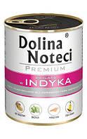 Dolina Noteci Premium 800г консерва для собак с индейкой, овощами и рисом