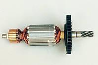 Якорь (ротор) отбойного молотока MAKITA HM 1100C /HM 1130C / HM 1140C ( 174*41/ 6 зубов )