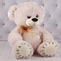 Мягкая игрушка медвежонок Веня, плюшевый медведь 30 см.
