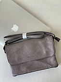 Маленькая женская серебристая сумочка клатч через плечо Pretty Woman Одесса 7км