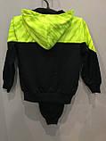 Спортивный костюм тройка для мальчика 116 см, фото 3