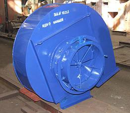 Вентилятор дутьевой центробежный котельный БиКЗ ВДН-8м-1000
