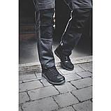 Мужские рабочие кроссовки,ботинки с металлическим подноском. Защитные ботинки SITE, фото 5