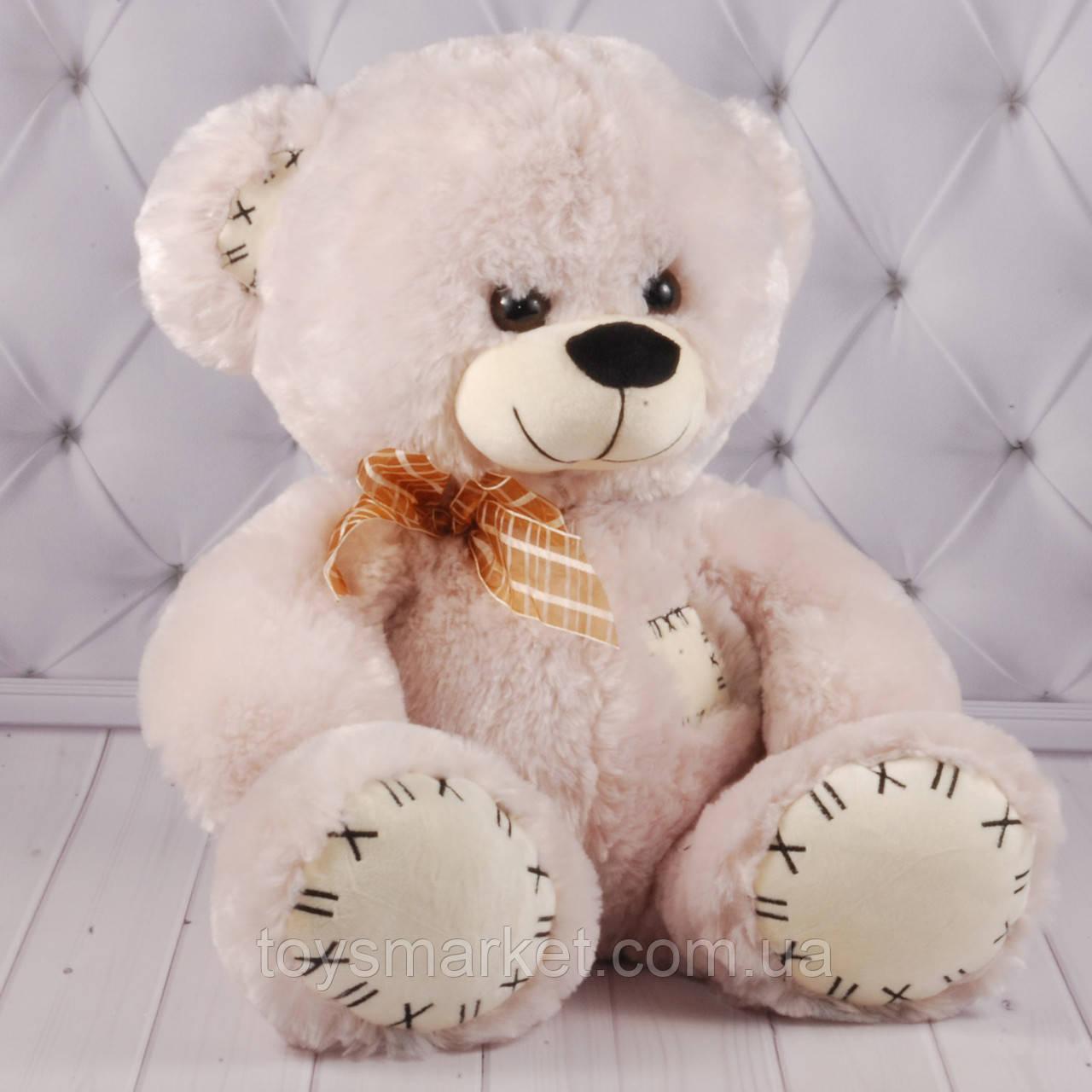 Мягкая игрушка медвежонок Веня, плюшевый медведь 40 см.
