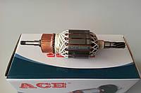 Якорь (ротор) для перфоратора Makita HR 5001C (190*53.5/ 7-з лево)
