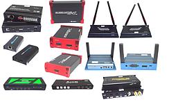 03-05-000. KVM, Multi-Viewer, Encoder, Extractor