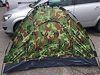 Палатка туристическая 3-х местная   намет туристичний Manual 2,00*1,50