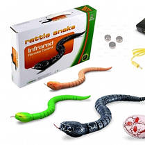 Змея LE YU Toys Rattle snake зеленая SKL17-139940, фото 3