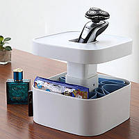 """Мужской органайзер для ванной """"Men's Storage Box"""" органайзер для мужчин в ванную комнату, фото 1"""