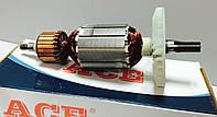 Якорь (ротор) для перфоратора Hitachi DH 40MR ( 165*41 )