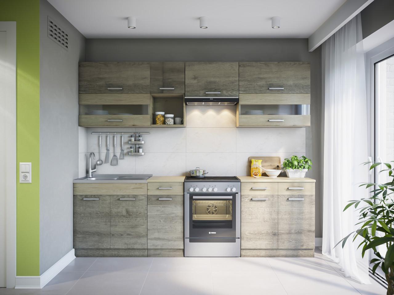 Кухня Алина 2м., Мир Мебели