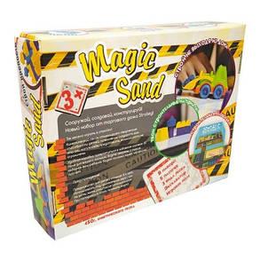 Набор для творчества Strateg Magic sand с трактором, 450 г SKL11-237224, фото 2