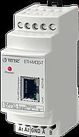Конвертор протокола Ethernet / RS-485  интернет ethernet шлюз локальной сети преобразователь RS485 в TCP / IP