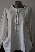 Кофта жіноча з карманчиком, фото 1