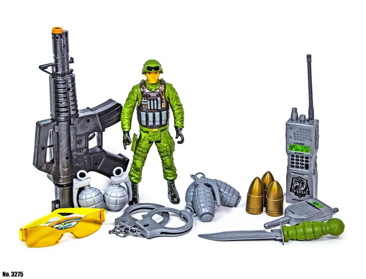Набір дитячого зброї 3275