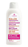 Бальзам - Кондиционер Kallos K0302 питательный для поврежденных волос, 1000 мл