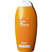 Кондиционер Kallos K0303 с медовым экстрактом для сухих и поврежденых волос, 350 мл